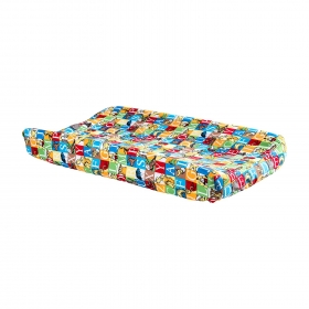 Dr. Seuss Changing Pad Cover, Alphabet