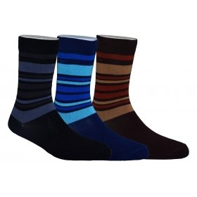 Footmate Socks Men's Fancy Socks Ml2 (pack Of 3)