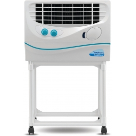 Symphony Kaizen Jr (with Trolley) Room Air Cooler  (white, 22 Litres)
