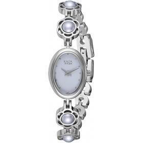 Titan Raga Aurora Analog Blue Dial Women's Watch-2511sm07
