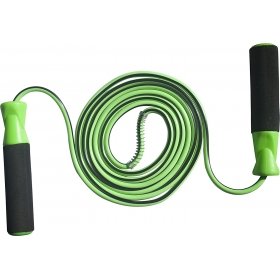 Jumping Skipping Rope With Comfortable Foam Grip For Weight Reducing / Warm-up / Gym / Sports & General Fitness