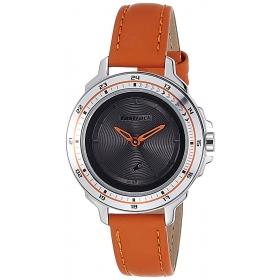 Fastrack Analog Multi-colour Dial Women's Watch - 6135sl01