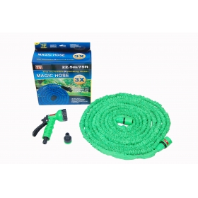 Ketsy 836 Incredible Garden Hose Pipe 75 Ft With Spray Gun