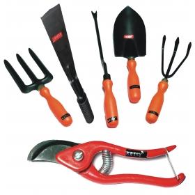 Ketsy 850 Garden Tool Kit 6 Pcs