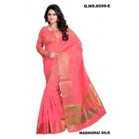 Design No. 8599e Elegant Saree
