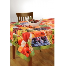 Swayam Digitally Printed Table Cover 6 Seater