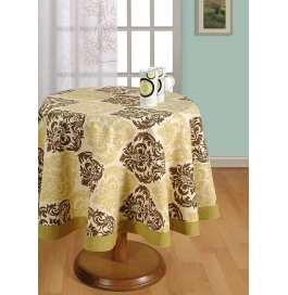 Swayam Round Table Cover Sc6