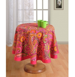 Swayam Round Table Cover Sc7