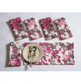 Printed Napkins Set Sn5