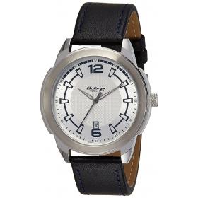 Titan Analog Silver Dial Men's Watch - 1585sl09