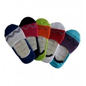 Footmate Socks Women's Belly Socks (5 Pair Pack)