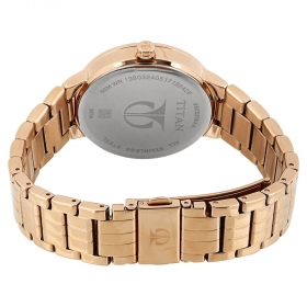 3d7e64808d Titan Purple Whimsy Rose Gold Dial Multifunction Watch For Women  (95058wm02). Loading zoom. undefined. undefined. undefined. undefined