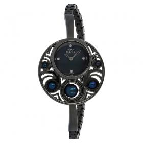 Titan Raga Black Dial Analog Watch For Women (9972qm01j)