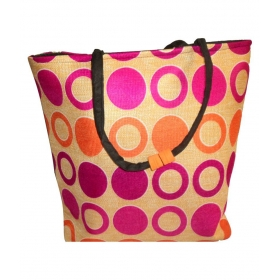 A&h Multi Color Shopping Bag