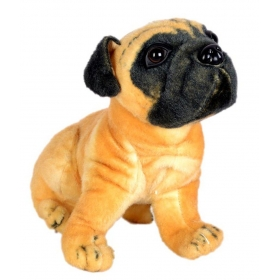 A Smile Toys & More Pug Dog Soft Toy