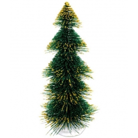 Plastic Christmas Tree Multicolour-1 Ft- (pack Of 1)