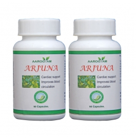 Arjuna  Capsule Pack Of 2