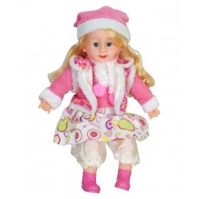 Aarushi Girl Stuffed Toy For Kids