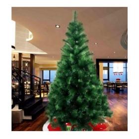 Pvc Christmas Tree Green-6 Ft- (pack Of 1)