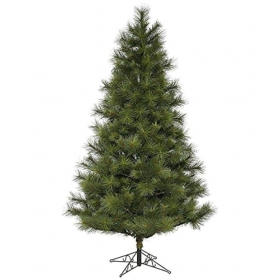 Steel Christmas Tree Green-6 Ft- (pack Of 1)