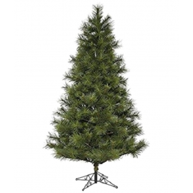 Steel Christmas Tree Green-8 Ft- (pack Of 1)