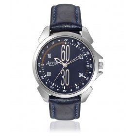 Aavior Men's Analog Blue Dial Wrist Watch-aa-196