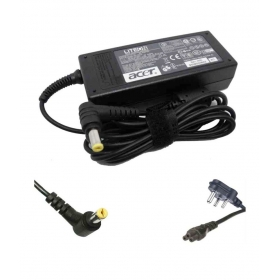 Acer Laptop Adapter Original Genuine Box Pack Acer Travelmate 5720-101g16mi 5720-101g16n Charger 19v 3.42a 65w Power Adapter