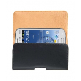 Case For Samsung Galaxy S Duos S7562 Leather Carry Case Pouch Cover Protect