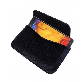 Horizontal Leather Carry Case For Samsung Galaxy Note 3 Neo N7500 Pouch Cover