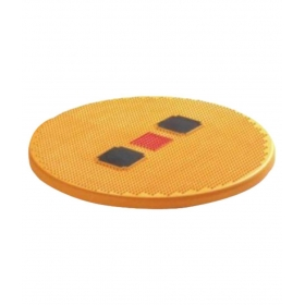 Yellow Acupressure Twister Slim & Soft