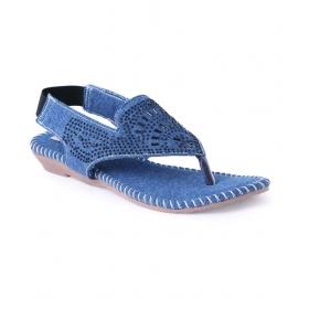 Addo Blue Flats