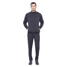 Adidas Black Adizero Polyester Lycra Tracksuits
