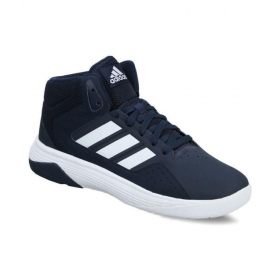 Adidas Ilation Navy Basketball Shoes