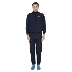 Adidas Navy Polyester Inner Mesh Tracksuit