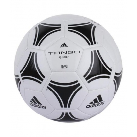 Adidas Tango Glider White Football Size- 5