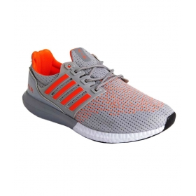 Air Sports Gray Training Shoes