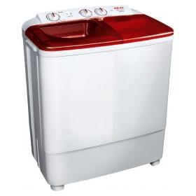 Akai 6.5 Kg Aksw6501 Rd Semi Automatic Top Load Washing Machine