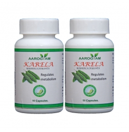Karela Capsule Pack Of 2