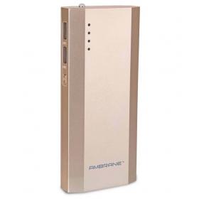 Ambrane Ambrane P-1111 10000mah Power Bank - Gold 10000 Mah Li-ion Power Bank