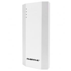Ambrane Ambrane P-1111 10000mah Power Bank - White 10000 Mah Li-ion Power Bank