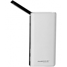Ambrane P-1311 15600mah Power Bank - White