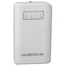 Ambrane P-650 6000 Mah Li-ion Power Bank