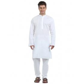 Amg Men's Cotton Kurta Pyjama Set_amg-101