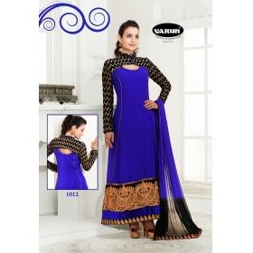 Ossum Designer Salwar Suits : Design No. 1122 / Amisha Patel Seon