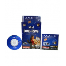 Mini Dvd-rewritable (pack Of 20)