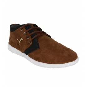 Gfox-ford Mans Casual Shoes Brown