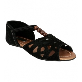 Sarva Womens Flat Sandal