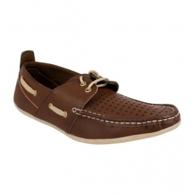 Mens Casual Shoes Brown