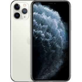 Apple iPhone 11 Pro (Silver, 64 GB)