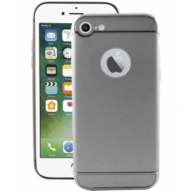 Apple Iphone 7 Shock Proof Case- Silver